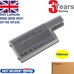 7800mAh-Extend-battery-for-Dell-Latitude-D820-D830-D531-Precision-M65-M4300-UK