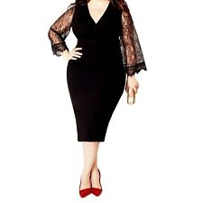 76b8a7d85d0 item 5 womens midi Dress V neck Plus Size fashion Bodycon lace Party Sexy  clubwear -womens midi Dress V neck Plus Size fashion Bodycon lace Party Sexy  ...