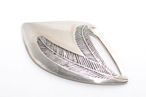 silber 52 mm Breite Feder Indianer Gürtelschnalle Schnalle Buckle für ca