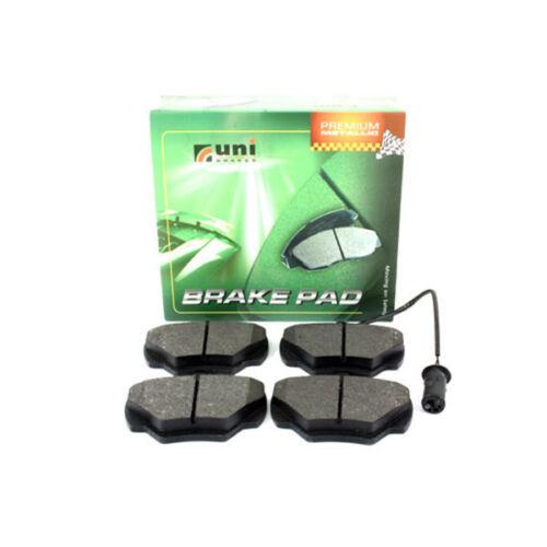 LAND ROVER REAR BRAKE PADS SET RANGE CLASSIC 89-94 STC9189 SFP500200 UNIBRAKES