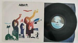 ABBA-The-Album-Vinyl-1977-Polar-LP-Sweden-Orig-amp-lyric-inner