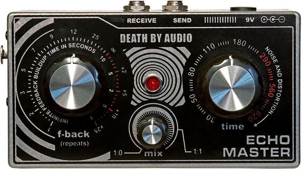 Death by Audio Echo Master - Vocal Lo-Fi Analog Tape-Style Delay