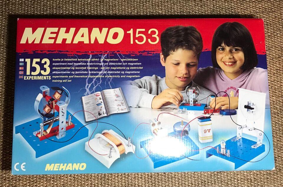 Andet legetøj, Mehano 153