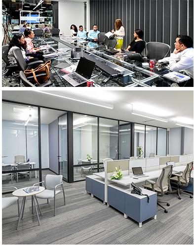 Oficina En Renta En Centro De Negocios En Parque Toreo Para 8 Personas (m2o193)