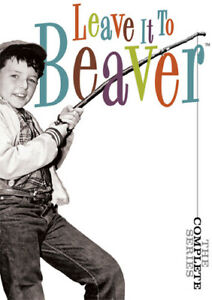 Leave It to Beaver Complete Series Season 1 2 3 4 5 & 6 NEW DVD Set - Authentic