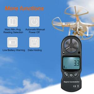 ANEMOMETRO-Kitesurf-Windsurf-Kite-Parapente-Anemometro-Medir-Velocidad-del-Aire