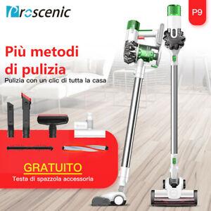 Proscenic-P9-115AW-Aspirapolvere-Senza-Fili-Auto-Scopa-Elettrica-Casa-ricaricabi