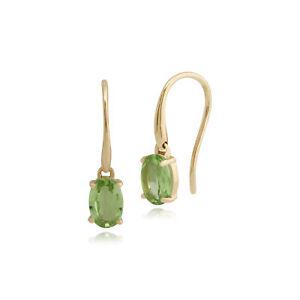 Gemondo-9ct-Yellow-Gold-1-03ct-Peridot-Drop-Earrings