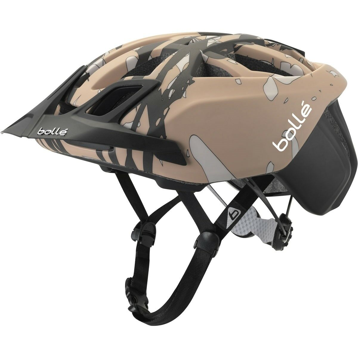 Bolle The One Mountain  Cycling Helmet  unique shape
