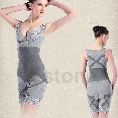 Magic Bamboo Slimming Corset Body Shaper Suit Firm Control Underwear Shapewear