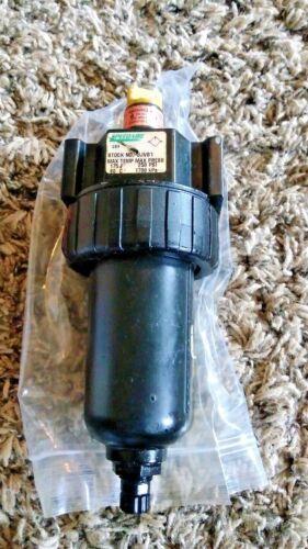 Last Inventory Speedaire 3JV81 Filter Regulator 250PSI