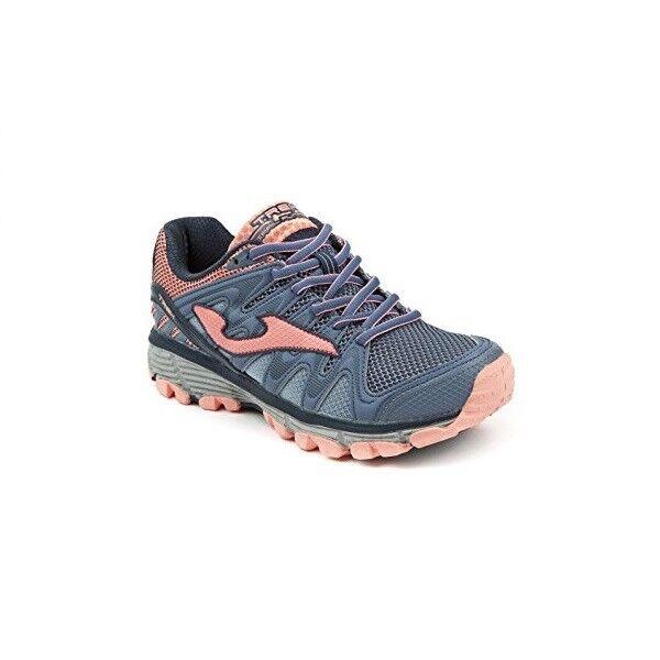 Joma Joma Joma Tk Shock Lady - scarpa trail running donna grigia rosa 256569