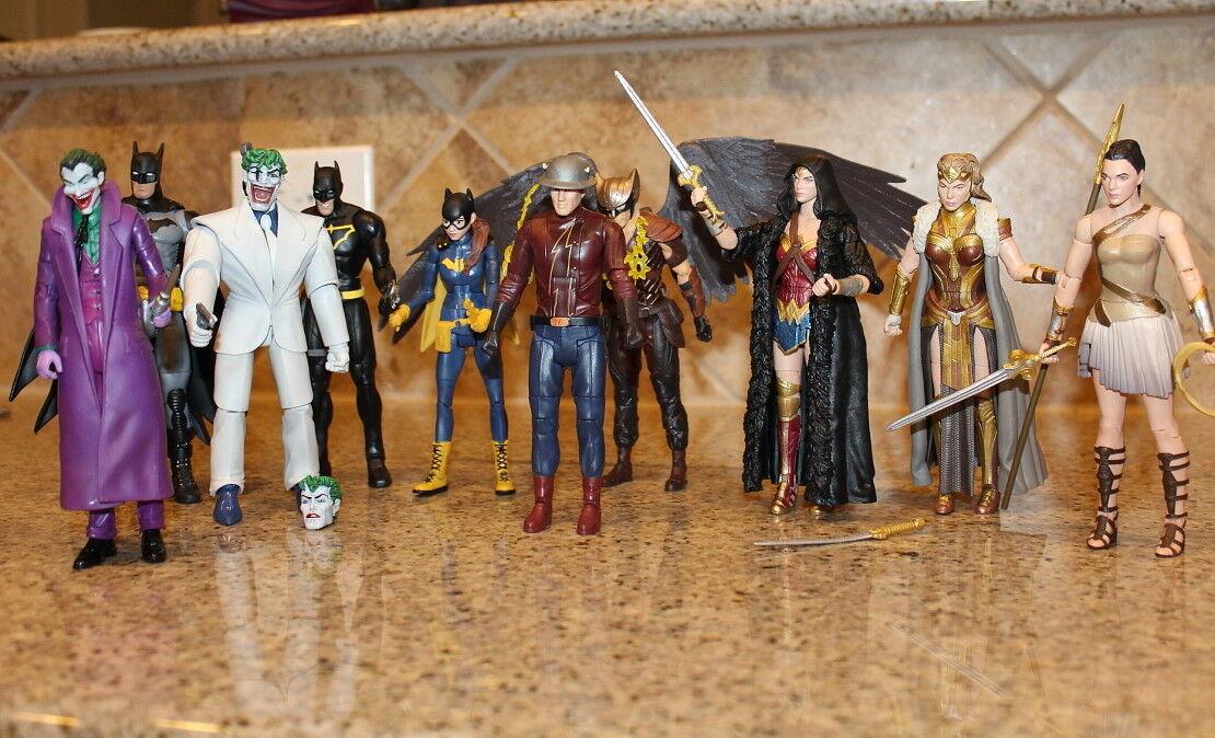 Legenden von morgen dc comics multiversum falkenmann. wir kommen zurck cw flash batgirl wonder woman