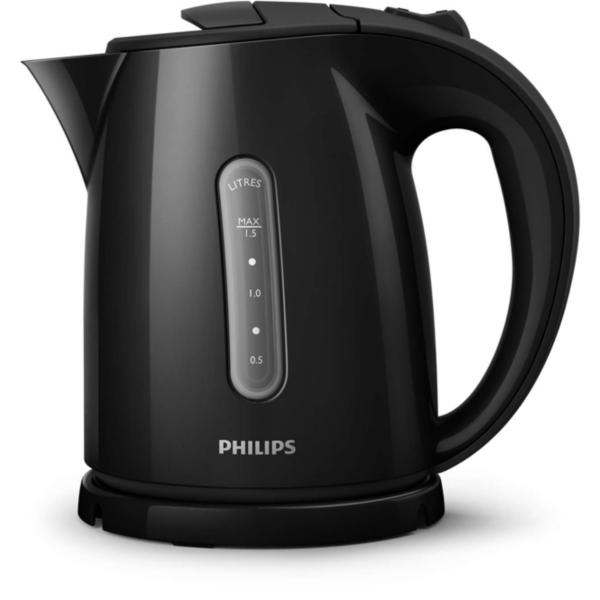 Philips HD4647/20 Wasserkocher 1,5l 2400W Schwarz