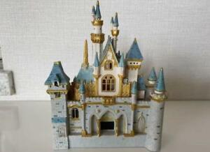 Disney-Disneyland-Deagostini-Sleeping-Beauty-miniature-Castle-Hobby-toy-japan