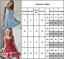 Women-Boho-Floral-Tea-Dress-Summer-Casual-Beach-Party-Ladies-Mini-Wrap-Sundress thumbnail 2