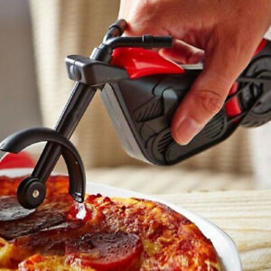 Am-ALS-Motorcycle-Pizza-Cutter-Dual-Wheel-Roller-Bicycle-Knives-Chopper-Slicer