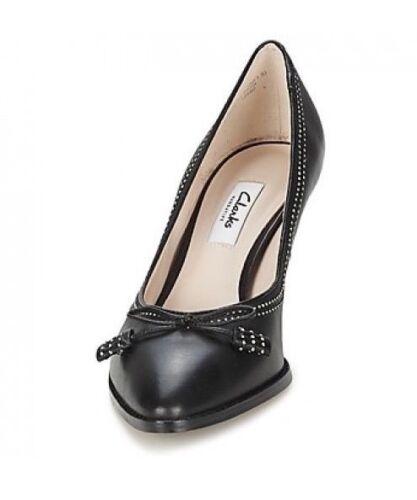 Ancient Bombay Clarks New 5d Shoe 4 Leather Uk Black Size Eq5xO6xwdS