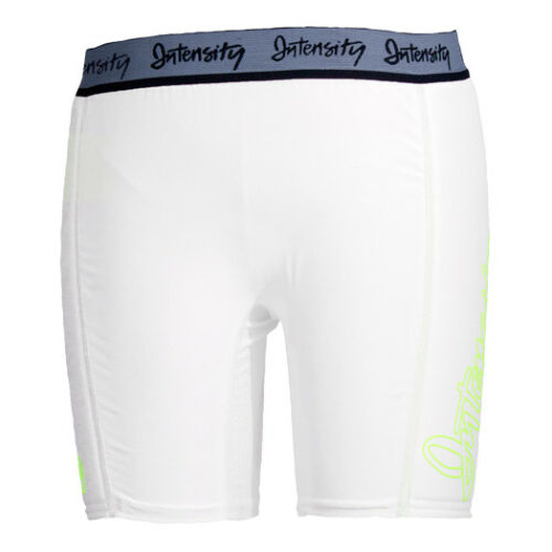 White Intensity Women/'s Fastpitch Softball Low Rise Sliding Short