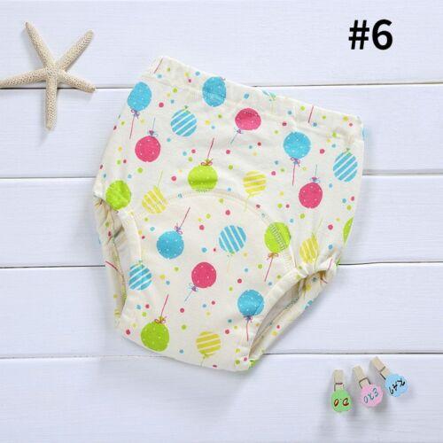 Baby Diaper Pants Waterproof Layer Leak-Proof Good Elasticity Convenient Diaper