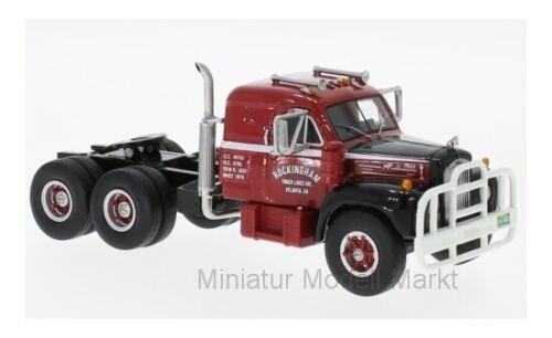 #64061 Neo Mack B 61 rojo//negro con taxi del durmiente 1957-1: 64