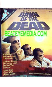 DAWN-OF-THE-DEAD-MOVIE-POSTER-HORROR-SAVINI-ROMERO-MONSTER-ZOMBIE-gore-creepshow