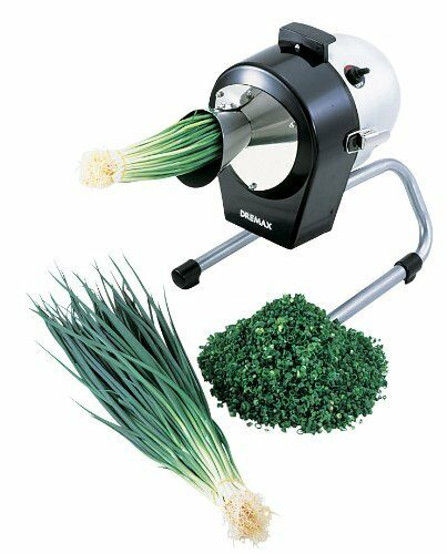 Dremax Dorimax Multi-Slicer Mini DX-50B Trumpet Inlet Type Shrougeder Cutter 100V