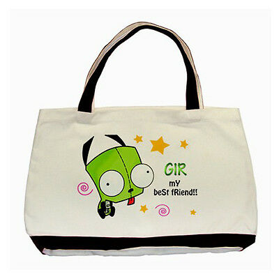 New* INVADER ZIM - GIR my best friend Tote Bag Classic Optional Color