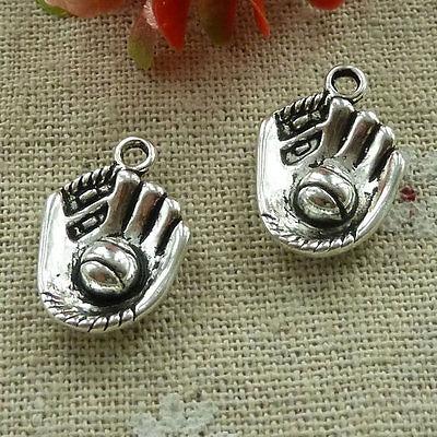 free ship 280 pcs  tibetan silver tiger head charms 17x14mm #4153