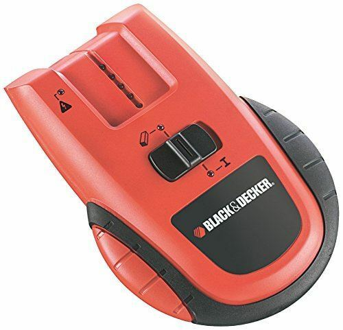 Pipe and Live Wire Detector BLACK+DECKER BDS300 3-in-1 Includes Stud