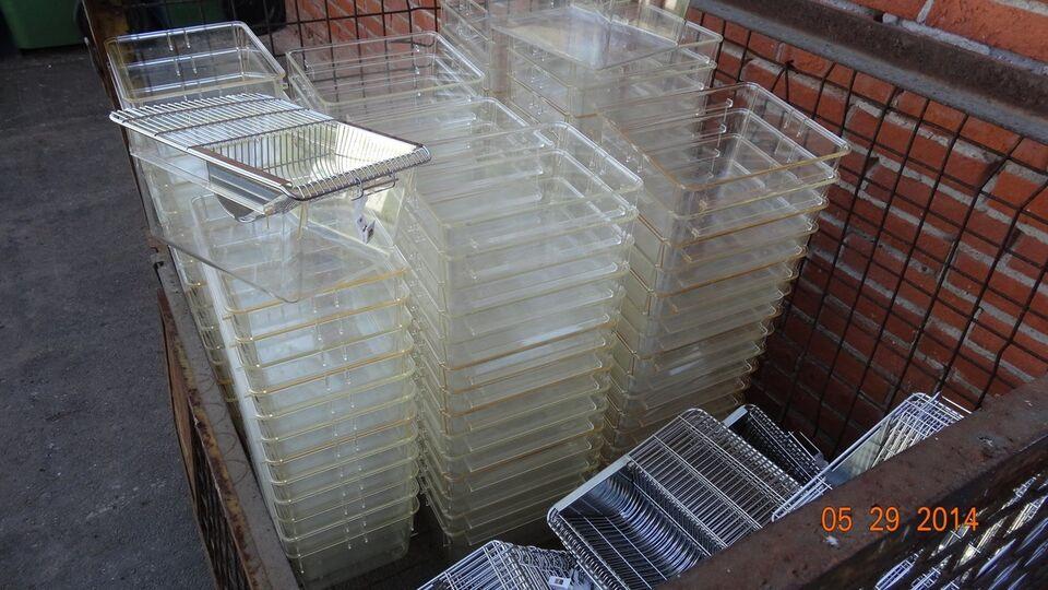 Dyre container / dyre bur pris/stk
