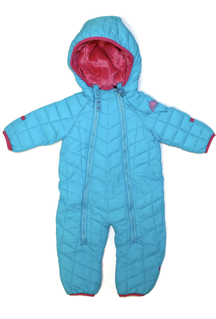 9affed9f3 Nes Girl Snozu Size 24 MO - Fleece Lined Snowsuit Winter Snow Suit ...