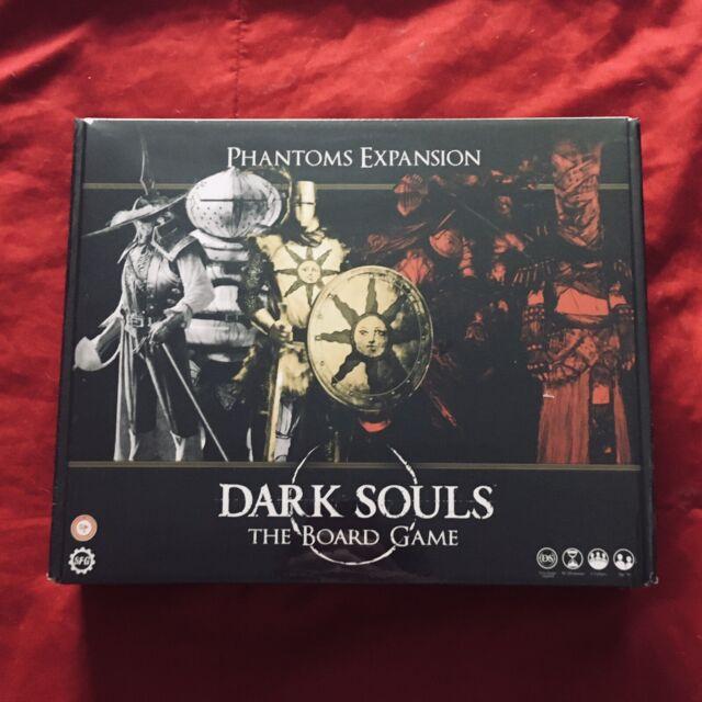 Phantoms Expansion Dark Souls Board Game NEW /& SEALED