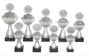 9er-Serie-Pokale-445a-silber-H-30-0-19-5-cm-inkl-Gravur-jetzt-nur-79-95-EUR