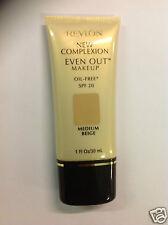 Revlon New Complexion Even Out Liquid Makeup Foundation ( MEDIUM BEIGE ) New
