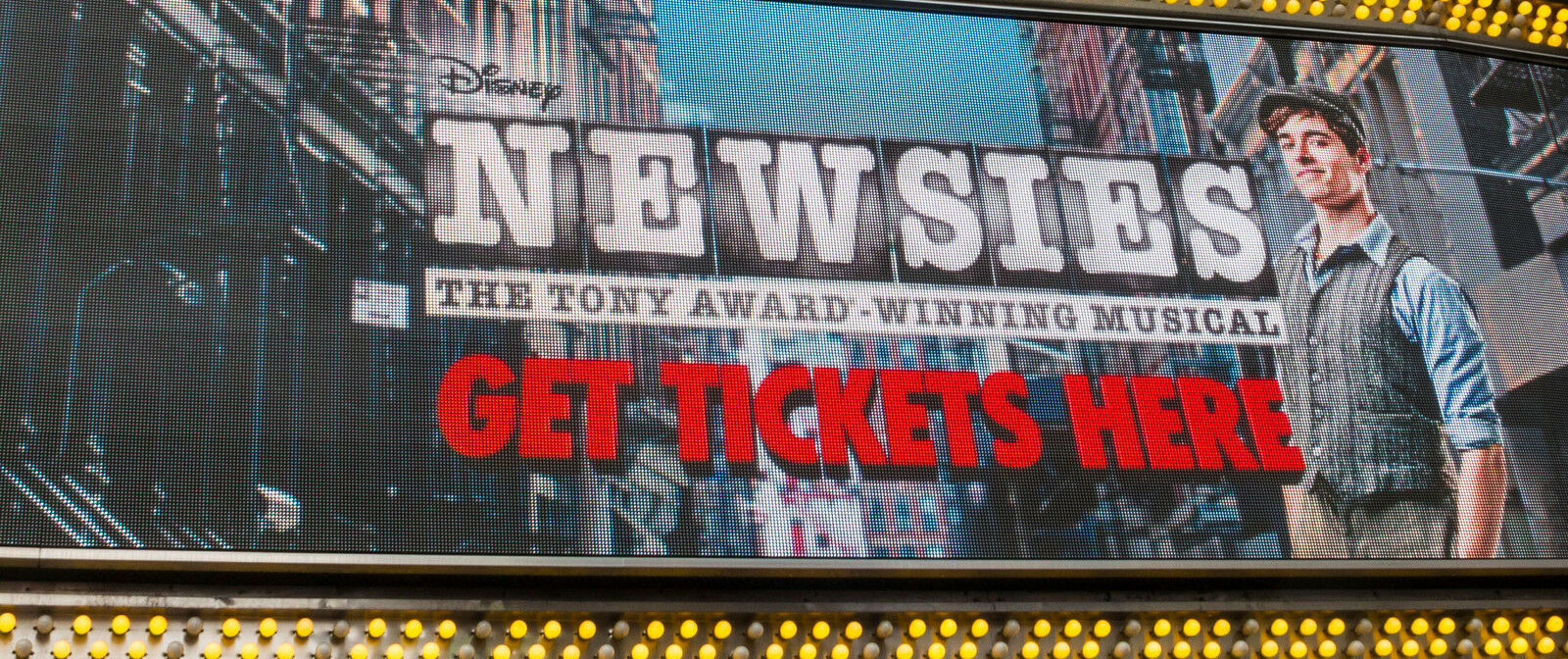 Newsies The Musical Ivins