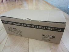 TONER CARTRIDGE ML2010 BLACK USE IN L1610 1615 2010 2510 2570 2571 + NEW PKG