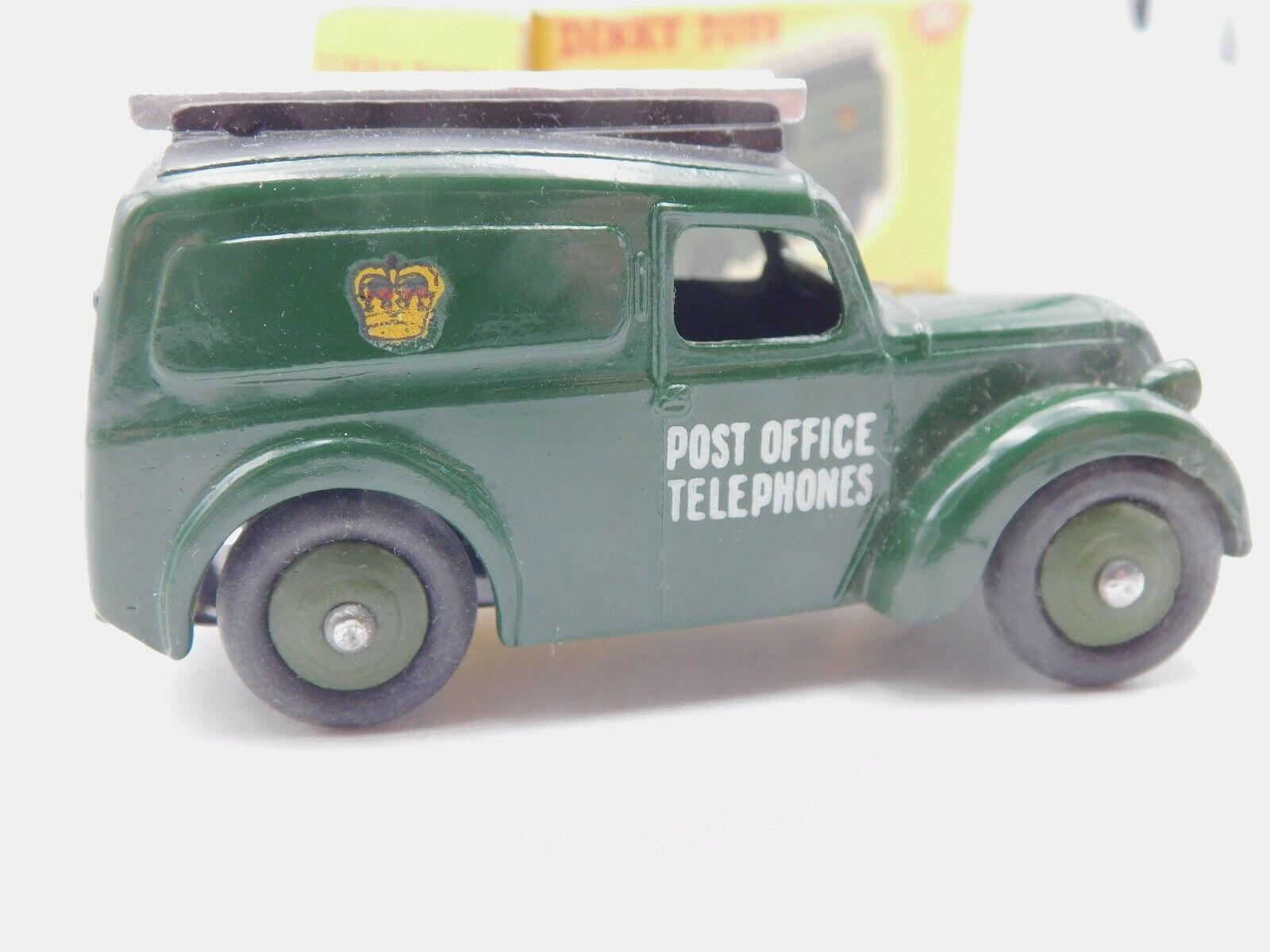 DINKY TOYS 261  MORRIS TELEPHONE SERVICE VAN    1 43  OVP  1955