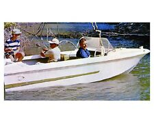 1966 Dorsett Belmont Power Boat Factory Photo ud4280