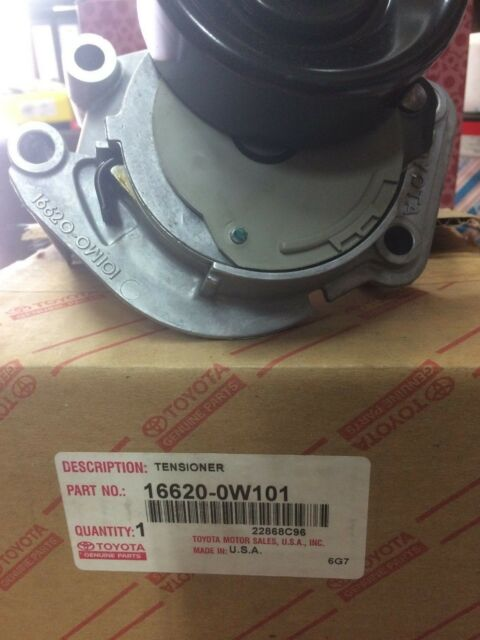 Genuine Toyota 16620-0W101 V-Belt Tensioner