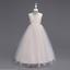 Girls Kids Princess Bridesmaid Flower Girl Dresses Wedding Formal Party Prom