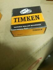 Timken 45bc Tapered Roller Bearing Lot Of 2