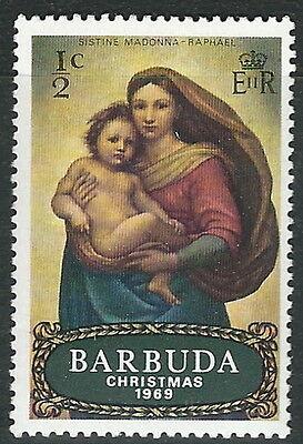 Nr Weihnachten Postfrisch 1979 Mi 38 Genteel Barbuda