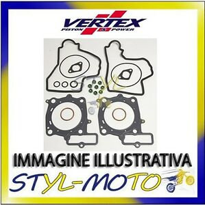 KIT-GUARNIZIONE-SMERIGLIO-TESTA-VERTEX-YAMAHA-YZ-250-F-WR-250-F-BB84mm-2001-2013