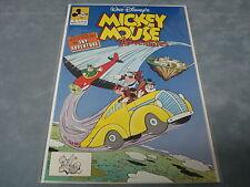 WALT DISNEY'S MICKEY MOUSE ADVENTURES NO. 10 COMIC #5034