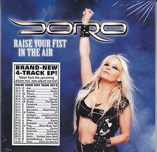 CD (EP) / Raise Your Fist In The Air von Doro (2012) / NEU!!!