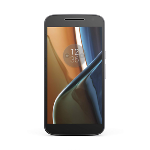 Motorola MOTO G4 4th Gen XT1625 32GB Black Smartphone Unlocked 723755009714