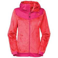 The North Face Women Oso Hoodie Basic Jacket Rambutan Pink/cerise ...