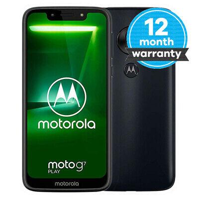 fcc381aa867 Details about Motorola Moto G7 Play - 32GB - Deep Indigo (Unlocked)  Smartphone - Pristine (A)