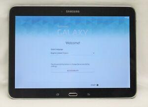 """Samsung Galaxy Tab 4 10.1"""" Black SM-T530NN 16GB SSD OS 5.0.2 Wi-Fi Bluetooth"""